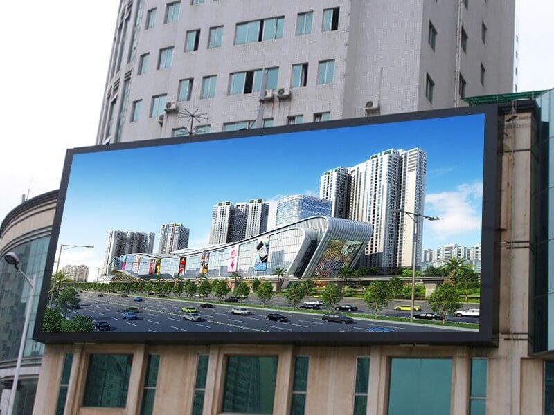 màn hình lé trung tâm thương mại tại hcm