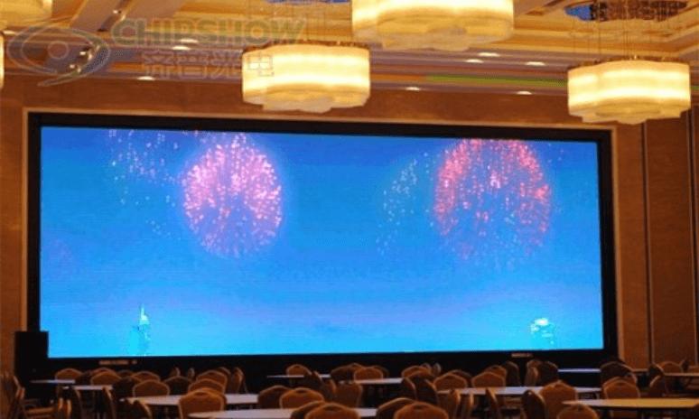 màn hình led P4 trong nhà sắc nét