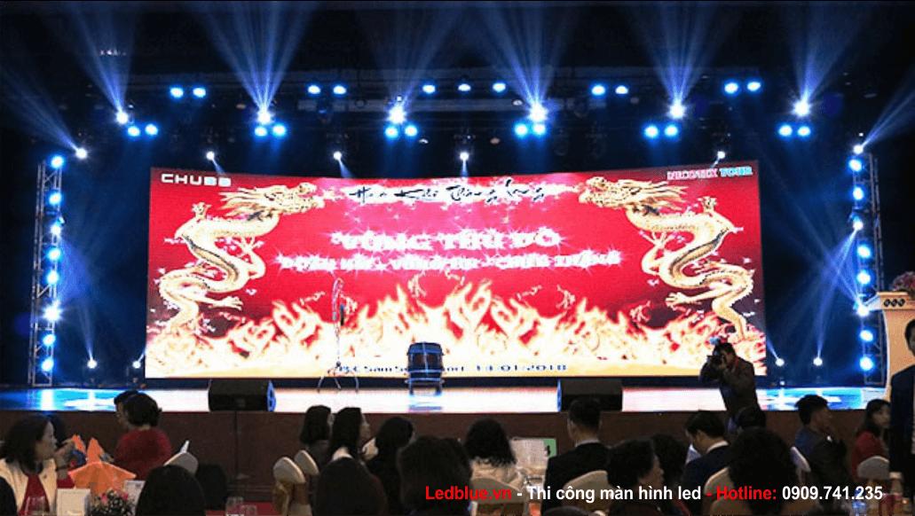 Thi công màn hình led tại tây Ninh