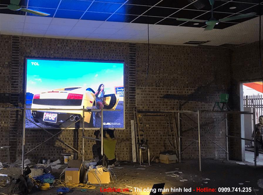 Thiết kế thi công màn hình led trọn gói tại Lâm Đồng