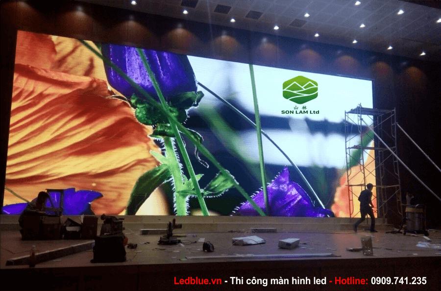 Màn hình led tại Lâm Đồng của ledblue