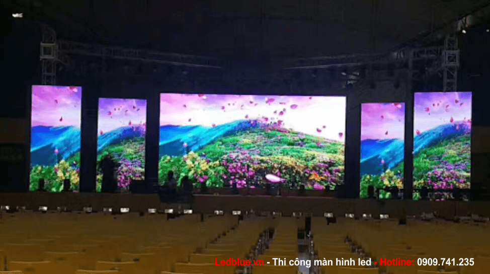 Cho thuê màn hình led tại Tây Ninh