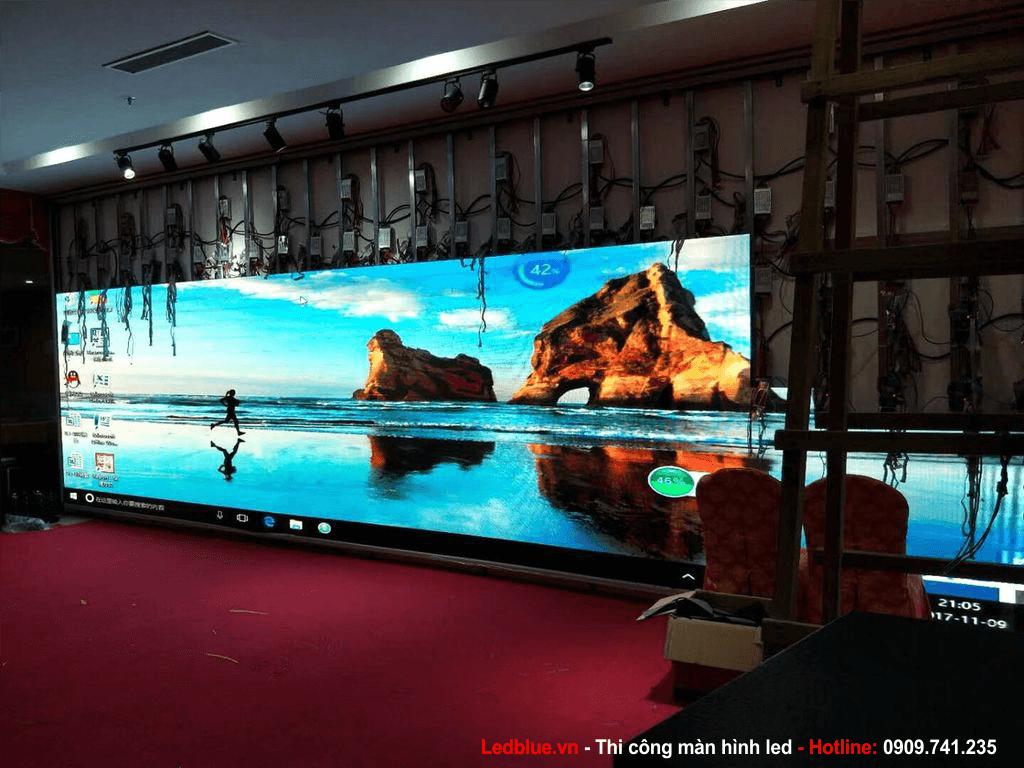 Dịch vụ cho thuê màn hình led P3 trong nhà LedBlue
